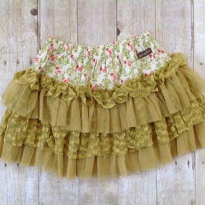 Matilda Jane Cotton Candy Tutu Skirt